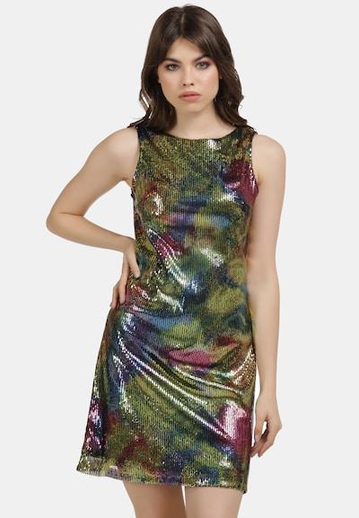 myMo at night Kleid in mischfarben, Modelansicht