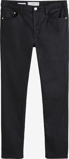 MANGO Jeansy 'Isa' w kolorze czarny denimm: Widok z przodu