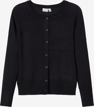 NAME IT Gebreid vest in de kleur Zwart, Productweergave