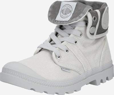 Palladium Boots en gris, Vue avec produit