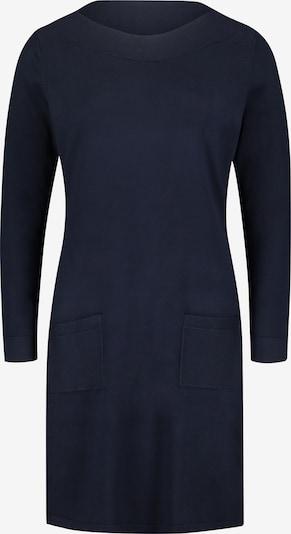 Betty Barclay Strickkleid in dunkelblau, Produktansicht