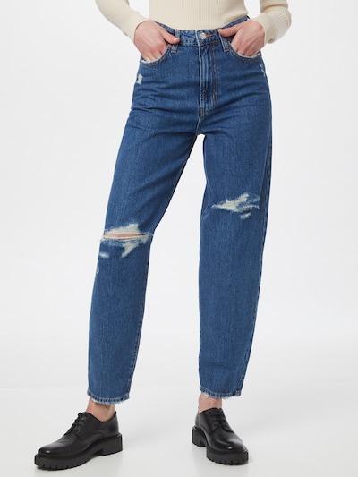 Jeans Tally Weijl pe albastru, Vizualizare model