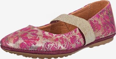 BISGAARD Schuh in dunkelpink, Produktansicht