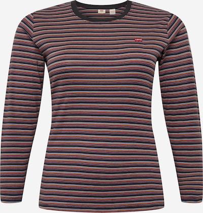 Levi's® Plus Shirt in de kleur Rood / Zwart, Productweergave