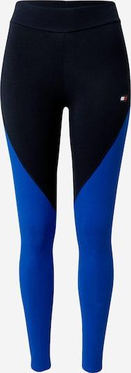 Tommy Sport Pantalon de sport en bleu / bleu marine, Vue avec produit