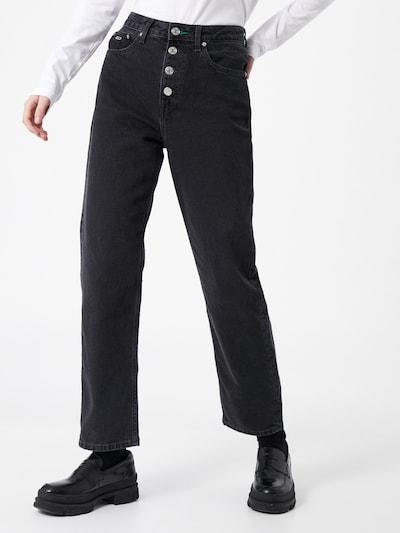 Jeans Tommy Jeans pe negru, Vizualizare model