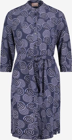 Cartoon Kleid in blau / dunkelblau, Produktansicht