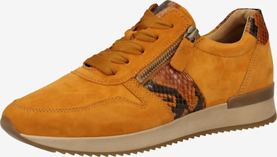GABOR Sneaker in orange, Produktansicht