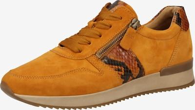 GABOR Sneaker in gelb, Produktansicht
