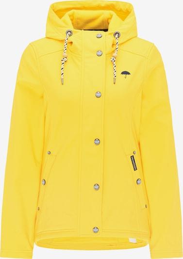 Schmuddelwedda Veste fonctionnelle en jaune, Vue avec produit