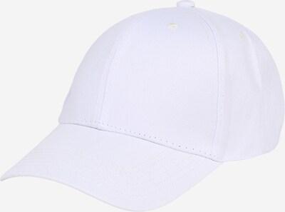 ABOUT YOU Cap 'Brian' in weiß, Produktansicht