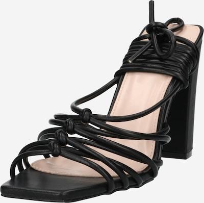 BEBO Sandale 'EMELINE' in schwarz, Produktansicht