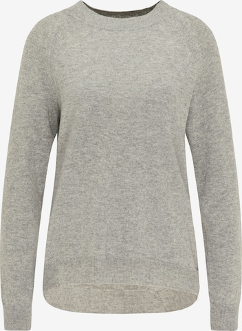 DreiMaster Klassik Sweater in Grey