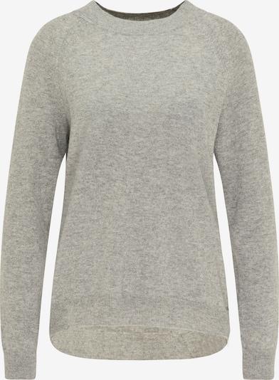 DreiMaster Klassik Pullover in grau, Produktansicht