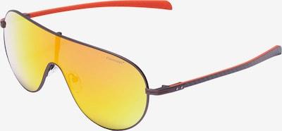 Formula 1 Eyewear Sonnenbrille in gelb / orange / schwarz, Produktansicht