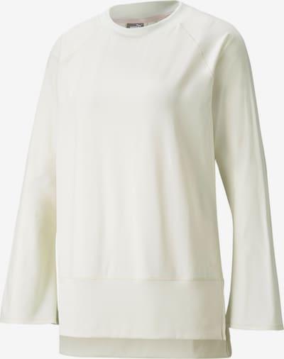PUMA Langarmshirt in weiß, Produktansicht