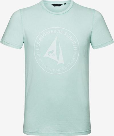 CODE-ZERO T-Shirt 'Gouverneur' in blau / türkis / mint, Produktansicht