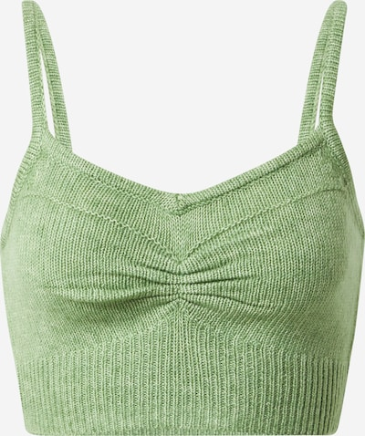 Cotton On Knitted top in Green, Item view