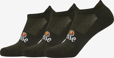 ELLESSE Socken in schwarz / weiß, Produktansicht