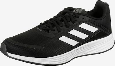 ADIDAS PERFORMANCE Zapatillas de running 'Duramo' en negro / blanco, Vista del producto