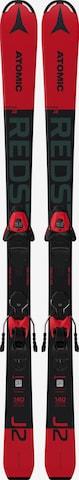ATOMIC Skis 'REDSTER J2 130-150 + L 6 GW' in Red