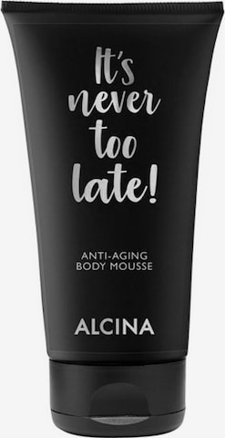 Alcina Body Lotion 'It´s Never Too Late!' in