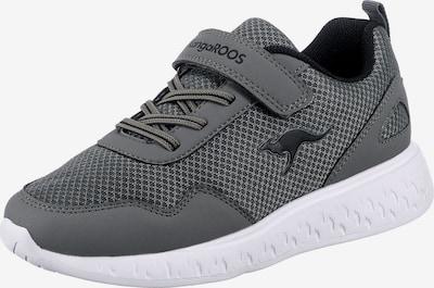 KangaROOS Sneaker in grau / schwarz, Produktansicht