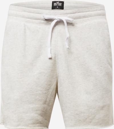 Pantaloni 'MH SOLID SHORT CHAIN 4CC' HOLLISTER pe gri deschis, Vizualizare produs