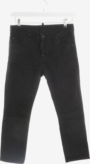 DSQUARED2  Jeans in 24-25 in schwarz, Produktansicht
