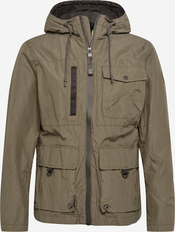 Q/S by s.Oliver Tussenparka in Groen
