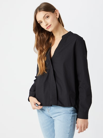 Bluză s.Oliver pe negru, Vizualizare model