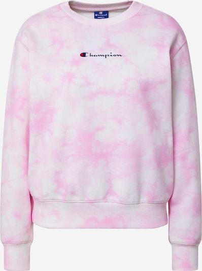 Champion Authentic Athletic Apparel Sweatshirt in hellpink / weiß, Produktansicht