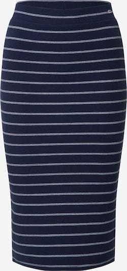 Sijonas iš Tommy Jeans , spalva - tamsiai mėlyna / balta, Prekių apžvalga