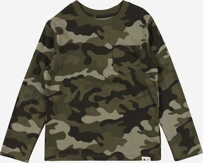 GAP Sweatshirt in grau / khaki / oliv / dunkelgrün, Produktansicht