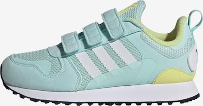 Sneaker 'ZX 700' ADIDAS ORIGINALS pe galben / verde jad / alb, Vizualizare produs