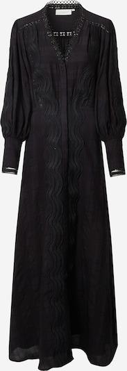 Copenhagen Muse Robe-chemise en noir, Vue avec produit