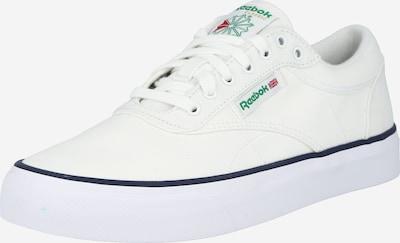 Reebok Classic Sneaker 'Club C Coast' in grün / rot / weiß, Produktansicht