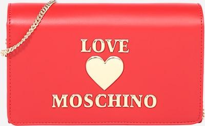 Love Moschino Τσάντα ώμου σε χρυσό / κόκκινο, Άποψη προϊόντος