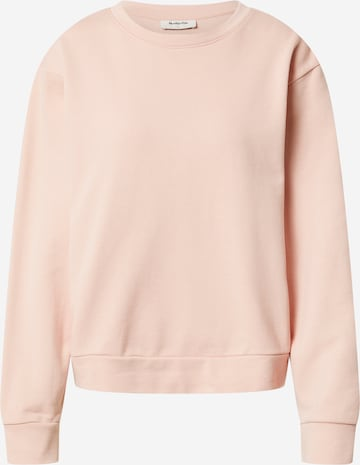 modström Sweatshirt 'Holly' in Pink