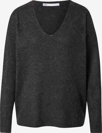 ONLY Pullover 'Rica' in Schwarz