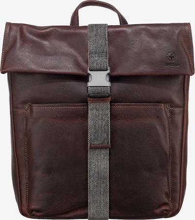 STRELLSON Rucksack in dunkelrot, Produktansicht