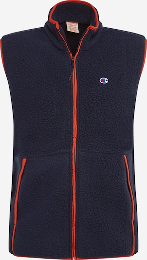 Champion Reverse Weave Bodywarmer in de kleur Navy, Productweergave