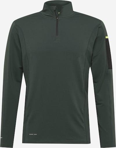 ENDURANCE Functioneel shirt in de kleur Donkergroen, Productweergave