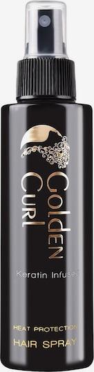 Golden Curl Haarspray 'Heat Protection' in transparent, Produktansicht