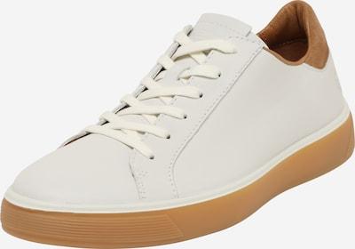 Sneaker low 'Street Tray' ECCO pe maro / offwhite, Vizualizare produs