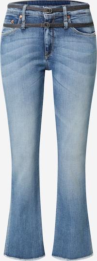 Herrlicher Jean en bleu, Vue avec produit