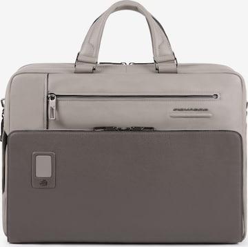 Piquadro Laptoptasche in Grau