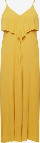 Robe 'Christina' Guido Maria Kretschmer Curvy Collection en jaune