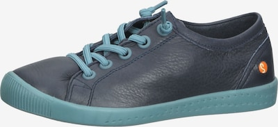 Softinos Sneakers in Navy / Turquoise / Orange, Item view