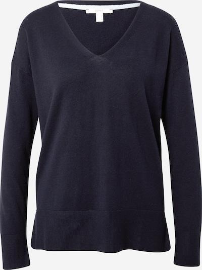 ESPRIT Sweter w kolorze granatowym: Widok z przodu